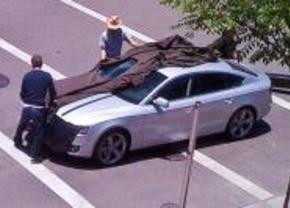 Audi a5 Sportback spot