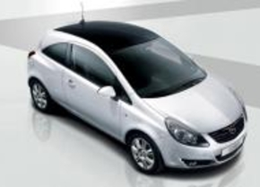 Opel Corsa Black Edition