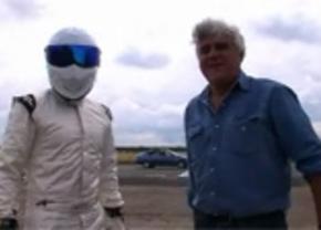 Jay Leno op Top Gear