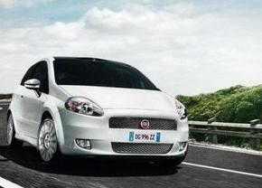 Fiat grande Punto facelift