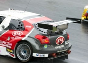 KIA & Chad Racing in de BTCS: 25 uren Fun Cup