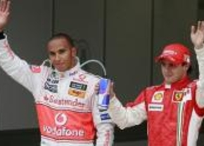 Hamilton & Massa