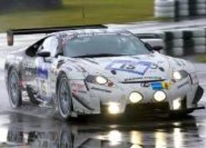 Lexus LF-A racewagen