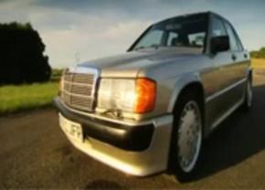 Mercedes 190E 2.5-16v