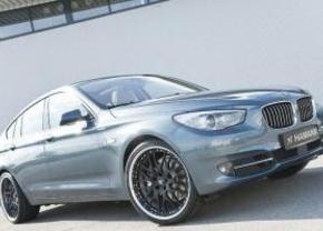 BMW 5-reeks GT Hamann