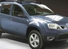 Dacia Kanjara SUV