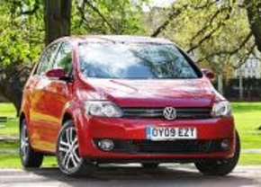 Golf Plus BlueMotion