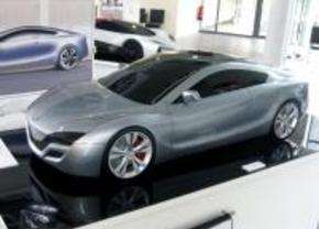 Mazda Yuuga stijlstudie