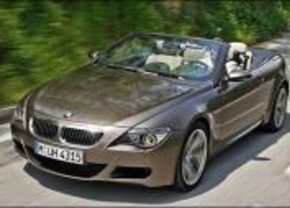 BMW 6-reeks convertible