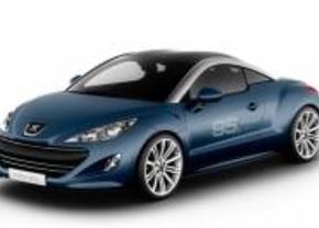 Peugeot RCZ Hybrid