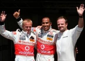 Hamilton pole position Valencia