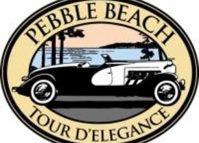 Pebble Beach Concours f'Elegance