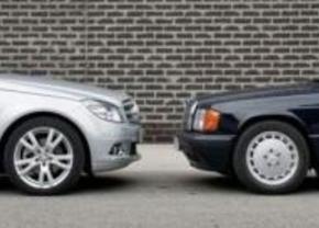 Mercedes 190D BlueEFFICIENCY