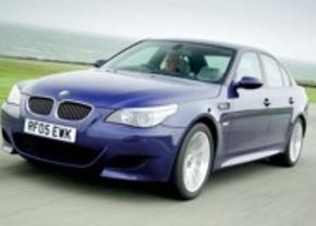 BMW 5-series E60 M5