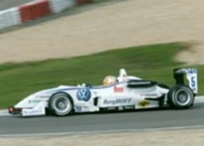 Laurens Vanthoor Volkswagen F3
