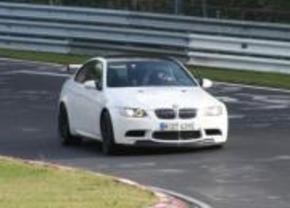 BMW M3 CSL testing