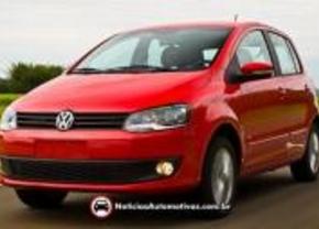 VW Fox 2010 facelift