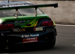 BTCS FIA GT weekend