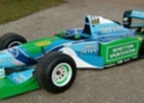 Schumacher Benetton B194