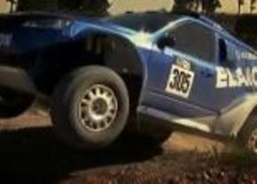 Dakar 2010 Subaru Forester