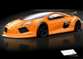 Lamborghini rendering
