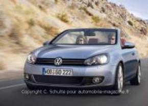 2011 VW Golf VI cabrio