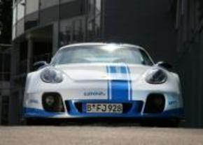 Porsche 987 Cayman Wide Body by XTR