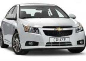Chevrolet Cruze Irmscher