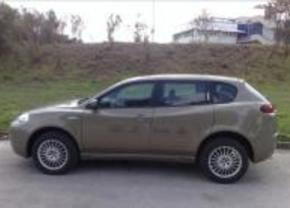 Alfa Romeo SUV spotted