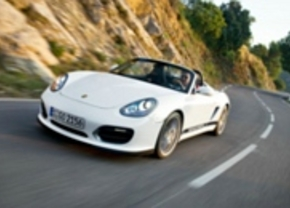 Porsche Boxster Speedster