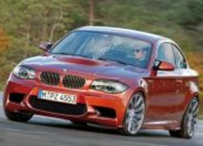 BMW M1 rendering
