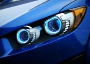 Chevrolet Aveo RS concept NAIAS 2010