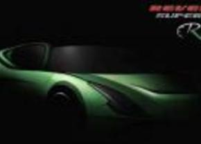 Revenge Design Supercars Verde