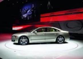 Audi A8 Live Detroit 2010