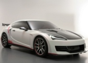 Toyoya FT-86 G Sports Concept