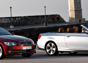 BMW 3 Coupé Cabriolet 2010