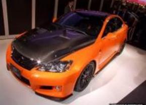 Lexus IS F Circuit Club Sport Concept