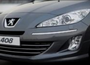 Peugeot 408 teaser