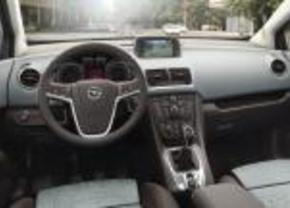 Interieur Opel Meriva
