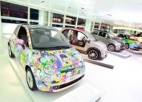 Fiat 500 Special collection
