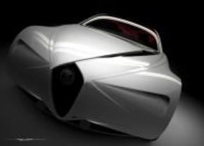 Alfa Romeo 166 concept