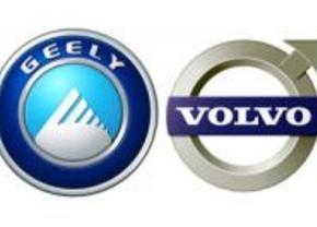 Geely & Volvo logo