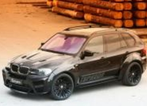 X5 G-Power typhoon Black Edition