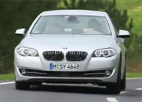 BMW 5 serie 2010 rijtest