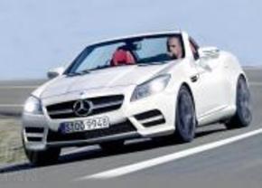 Mercedes SLK 2010