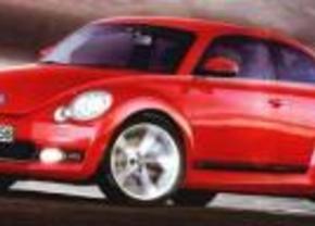 Render Volkswagen New Beetle 2012