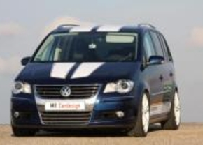 Volkswagen Touran by MR Car Design