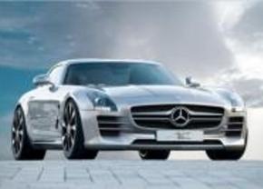 SLS AMG SK-Car Design