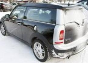 Mini Clubman facelift 2010