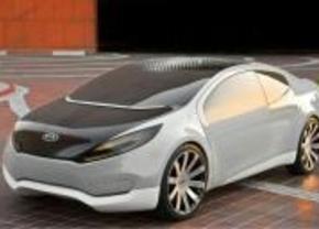 Kia Ray Concept car Chicago
